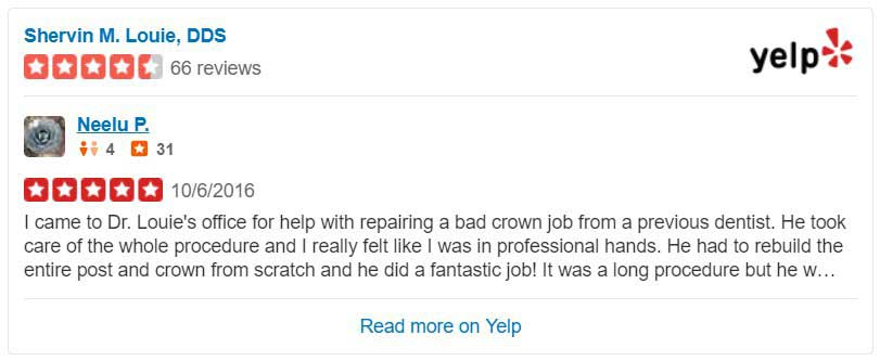 cosmetic dentist hollywood yelp reviews
